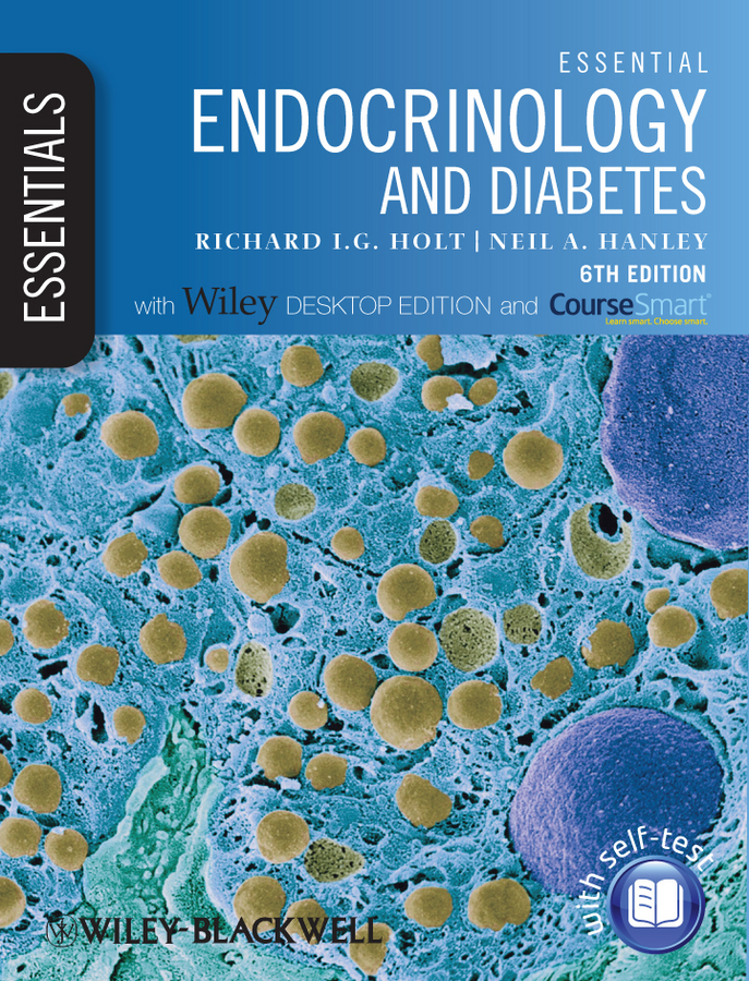 Holt Richard I.G. Essential Endocrinology and Diabetes