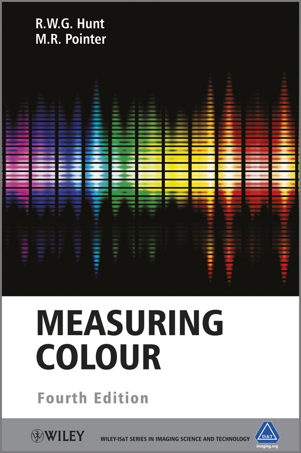 Фото - Pointer M. R. Measuring Colour the story of colour in textiles