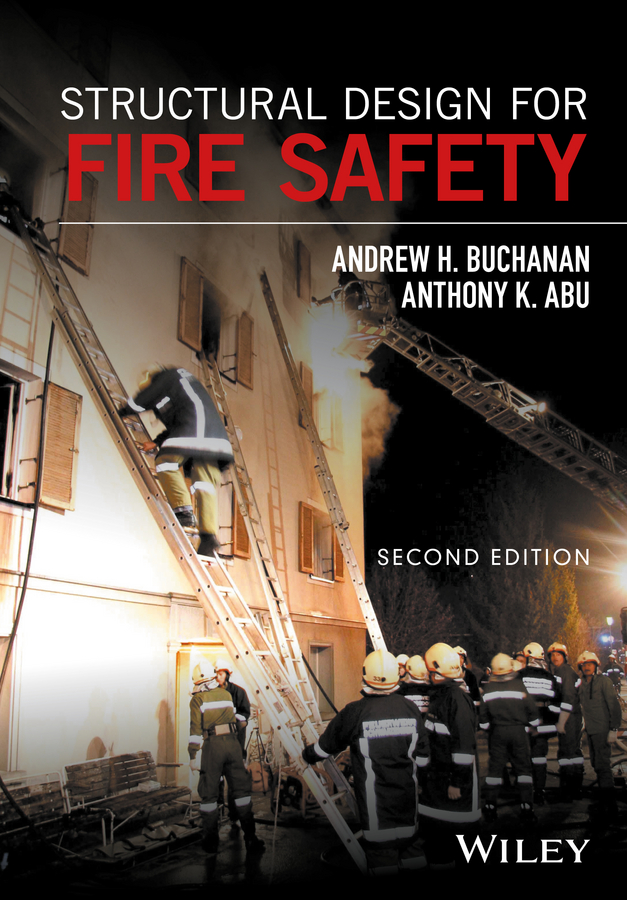 Buchanan Andrew H. Structural Design for Fire Safety сумка lake of fire k 1047 2015
