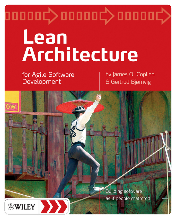 Bjørnvig Gertrud Lean Architecture. for Agile Software Development цена