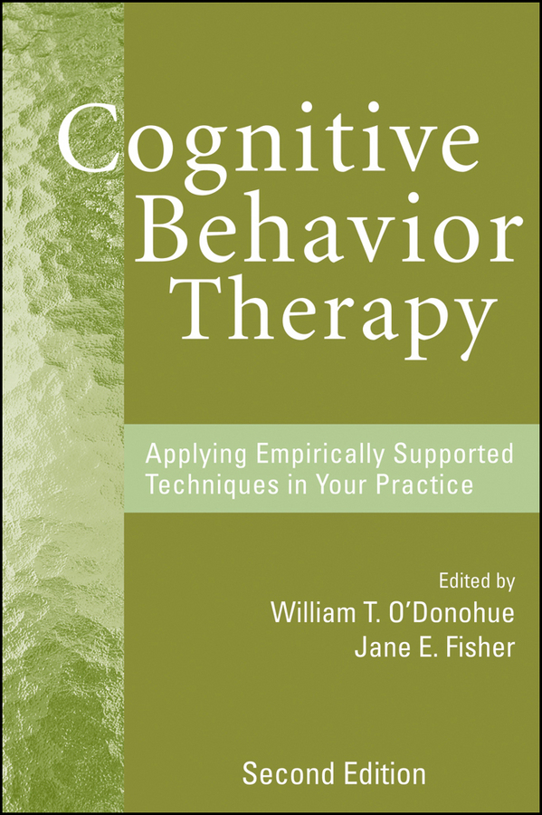 Fisher Jane E. Cognitive Behavior Therapy. Applying Empirically Supported Techniques in Your Practice hot selling rehabilitation therapy cold laser treatment for arthritis for home