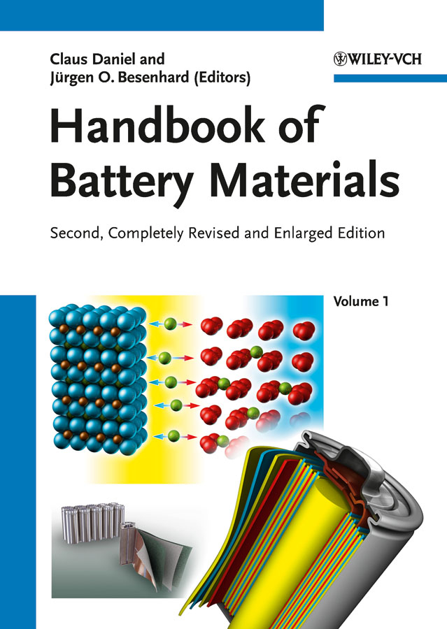 Daniel Claus Handbook of Battery Materials kinji mori concept oriented research and development in information technology