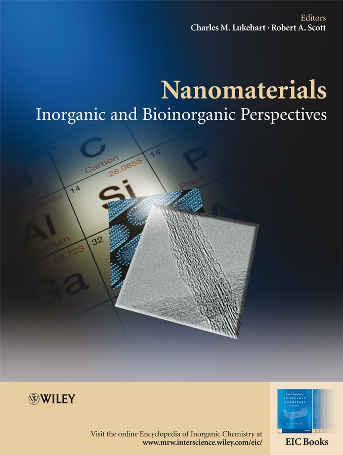 Scott Robert A. Nanomaterials. Inorganic and Bioinorganic Perspectives john vincent the bioinorganic chemistry of chromium
