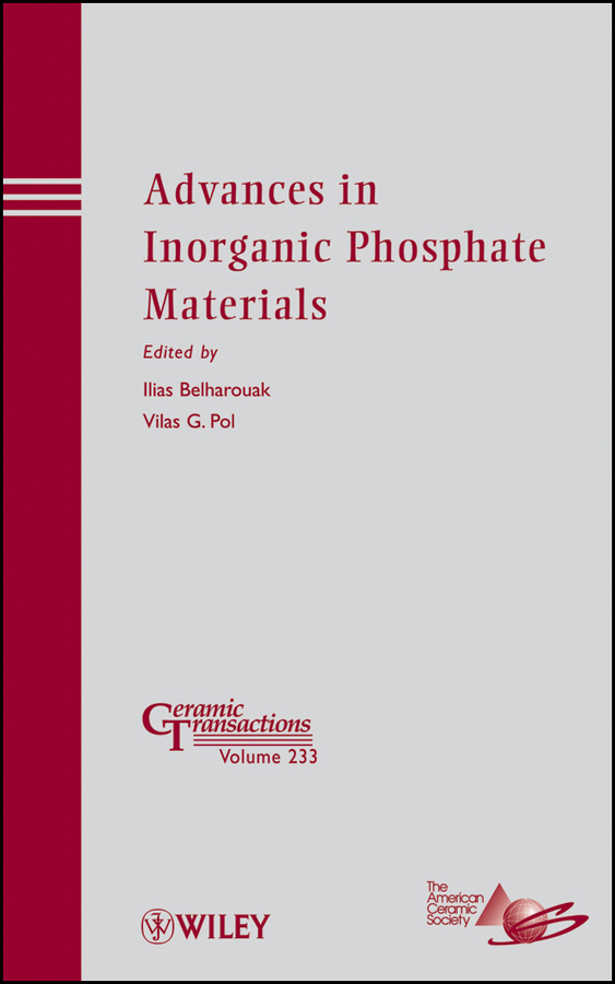 цены Belharouak Ilias Advances in Inorganic Phosphate Materials