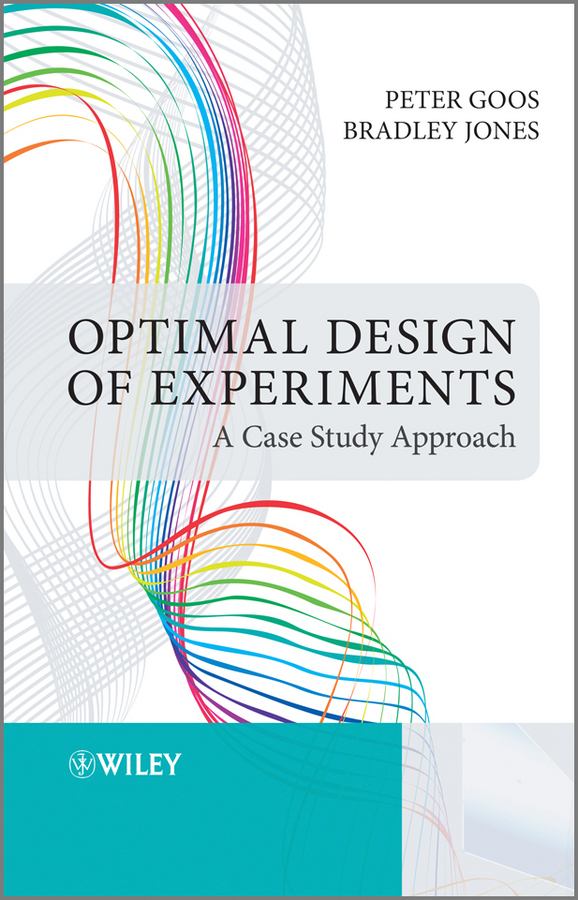 Jones Bradley Optimal Design of Experiments. A Case Study Approach кухонный гарнитур витра тиффани к2