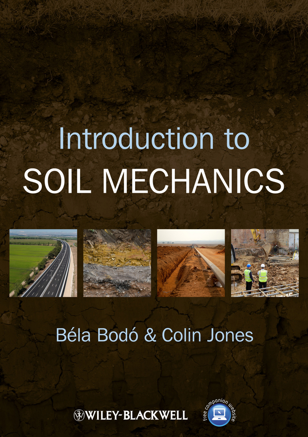 Jones Colin Introduction to Soil Mechanics a monograph about the drops in economic soil