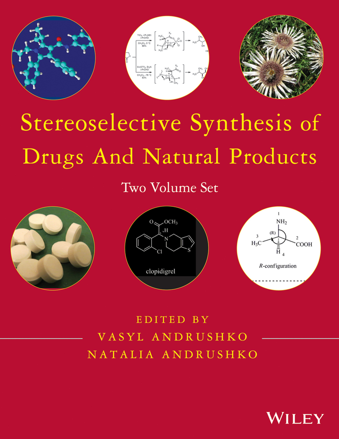 Andrushko Natalia Stereoselective Synthesis of Drugs and Natural Products недорго, оригинальная цена