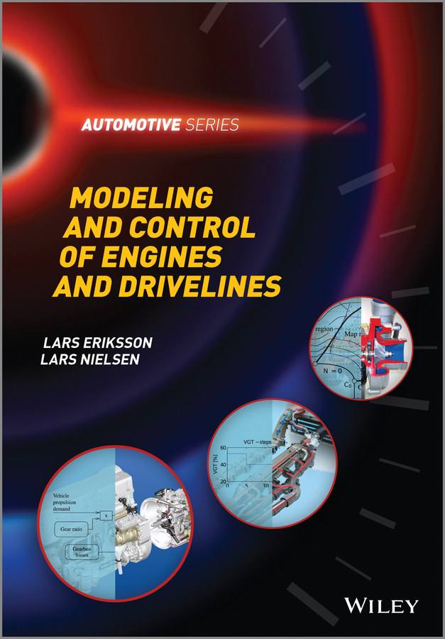 Modeling and Control of Engines and Drivelines ( Eriksson Lars  )
