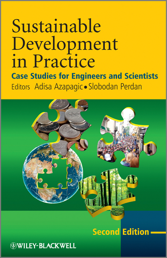 Azapagic Adisa Sustainable Development in Practice. Case Studies for Engineers and Scientists все цены