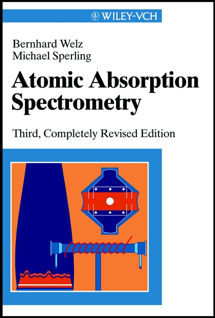 Sperling Michael Atomic Absorption Spectrometry sperling michael atomic absorption spectrometry