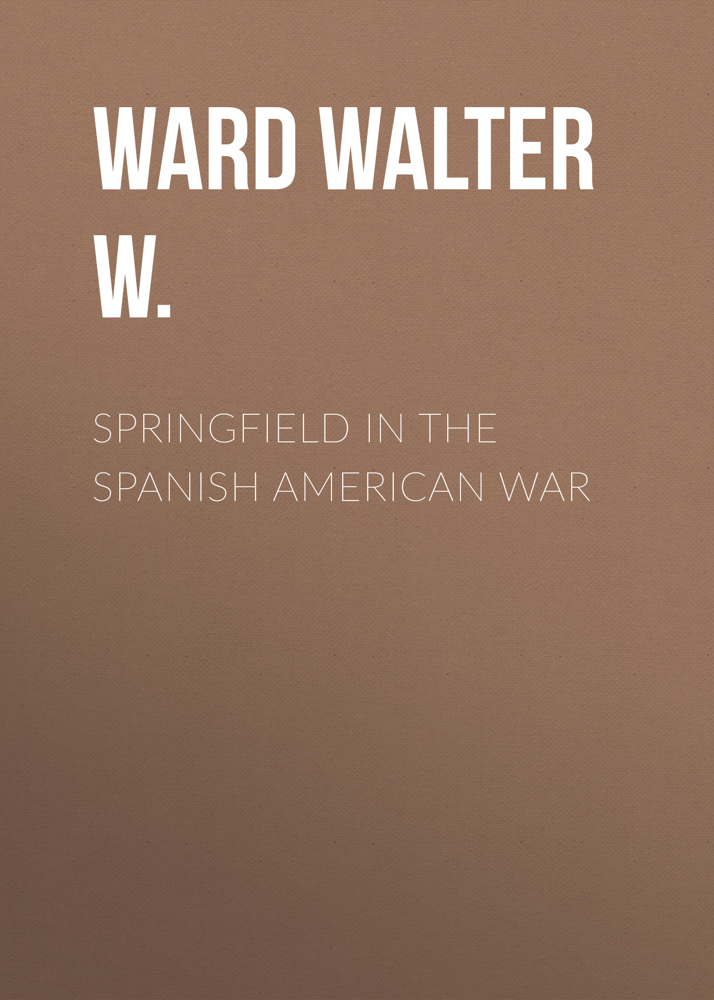 Ward Walter W. Springfield in the Spanish American War 10pcs lot handmade single page paper greeting card birthday party invitation with blank inner page gift card