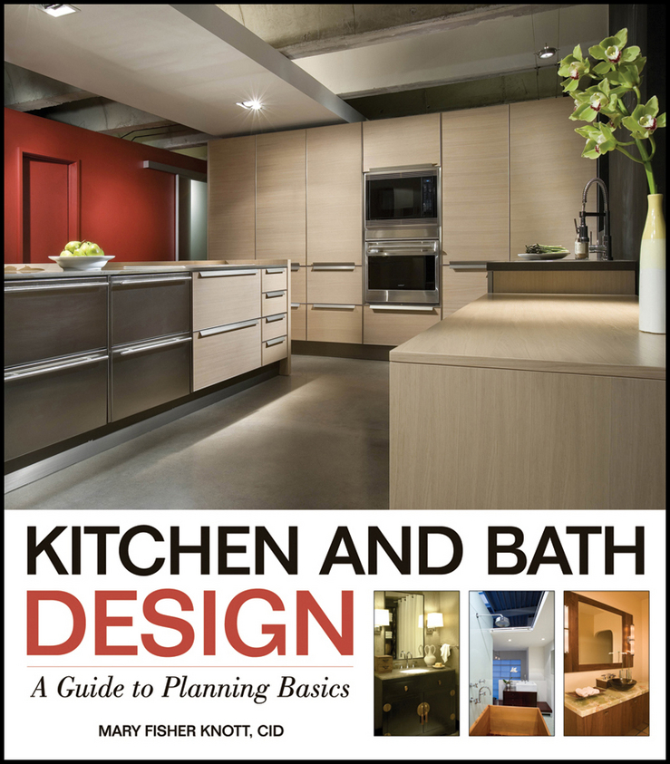 Фото - Mary Knott Fisher Kitchen and Bath Design. A Guide to Planning Basics concise colour block and circle pattern design men s slippers