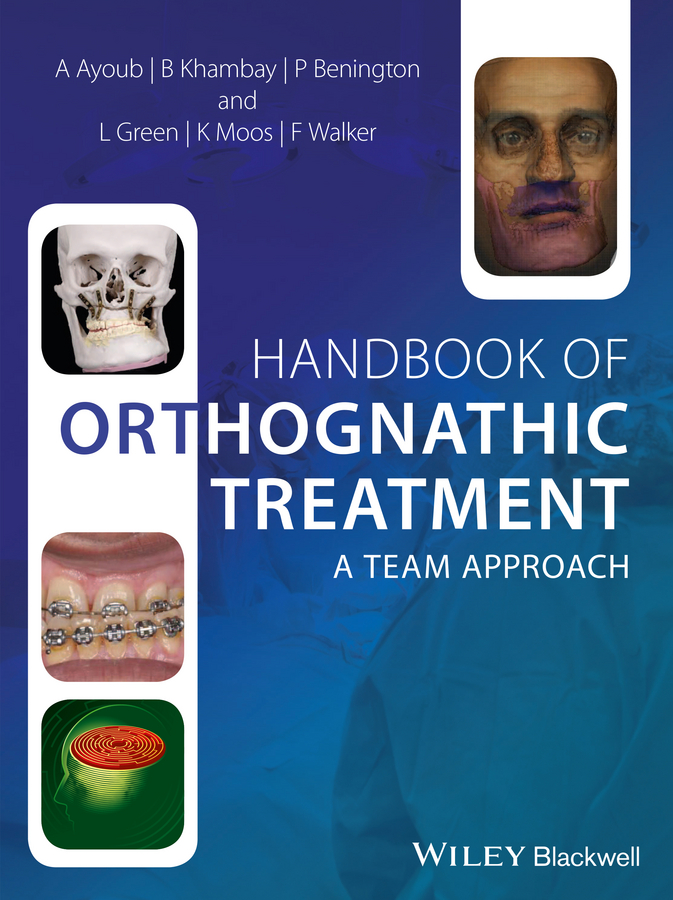 лучшая цена Ashraf Ayoub Handbook of Orthognathic Treatment. A Team Approach