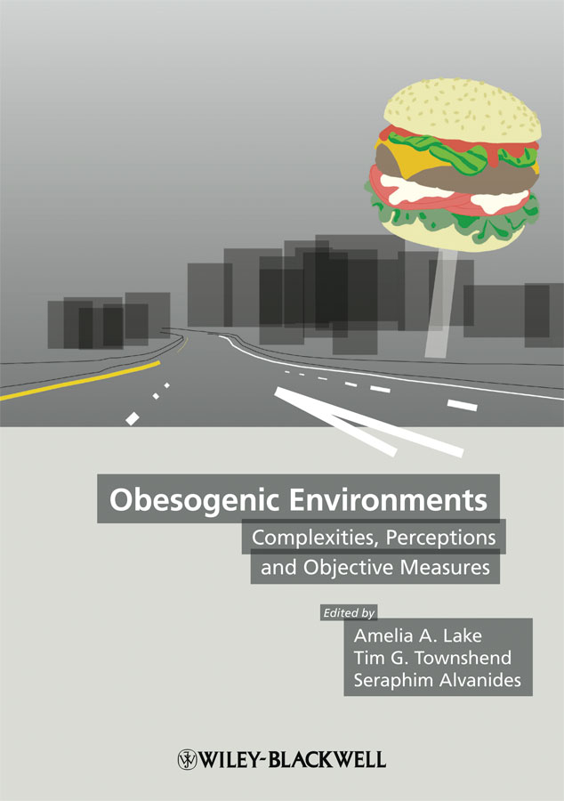 Amelia Lake Obesogenic Environments. Complexities, Perceptions and Objective Measures купить недорого в Москве