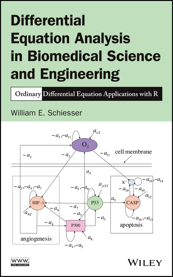 William Schiesser E. Differential Equation Analysis in Biomedical Science and Engineering. Ordinary Differential Equation Applications with R