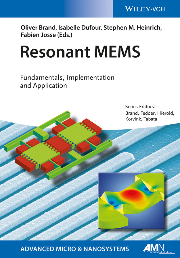 лучшая цена Oliver Brand Resonant MEMS. Fundamentals, Implementation, and Application