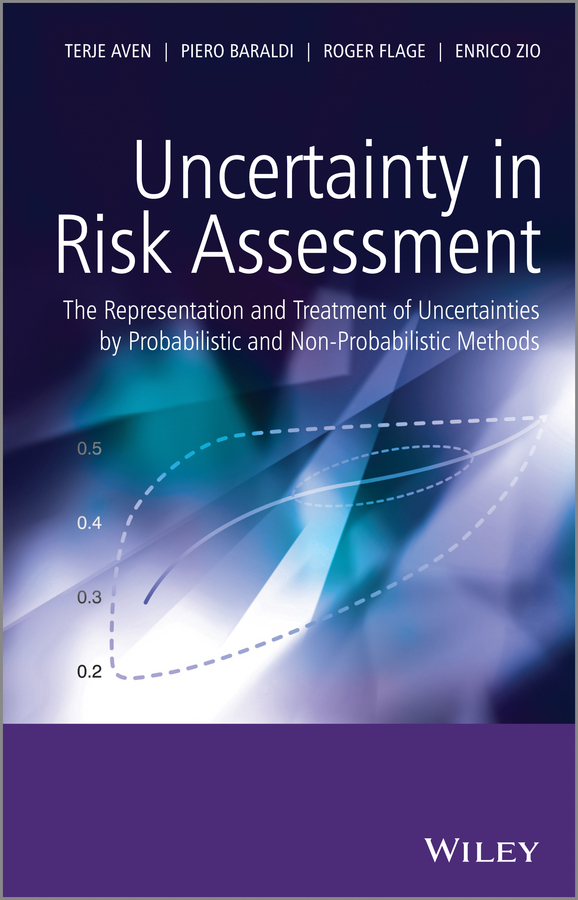 Terje Aven Uncertainty in Risk Assessment. The Representation and Treatment of Uncertainties by Probabilistic and Non-Probabilistic Methods kapustka lawrence a environmental risk assessment and management from a landscape perspective