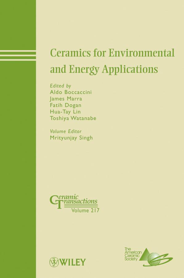 Mrityunjay Singh Ceramics for Environmental and Energy Applications american society of transplantation primer on transplantation isbn 9781444391756