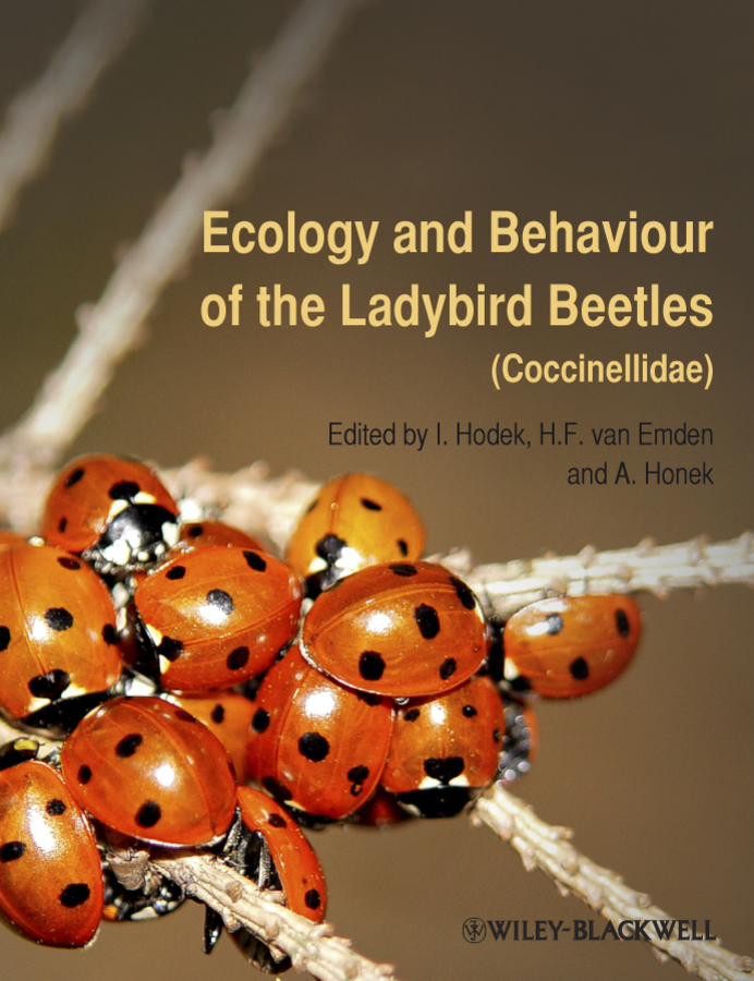 Ivo Hodek Ecology and Behaviour of the Ladybird Beetles (Coccinellidae) biology and predatory potential of predators on bean aphid