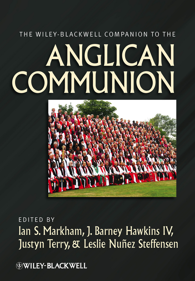 Justyn Terry The Wiley-Blackwell Companion to the Anglican Communion a history of the computer and its networks