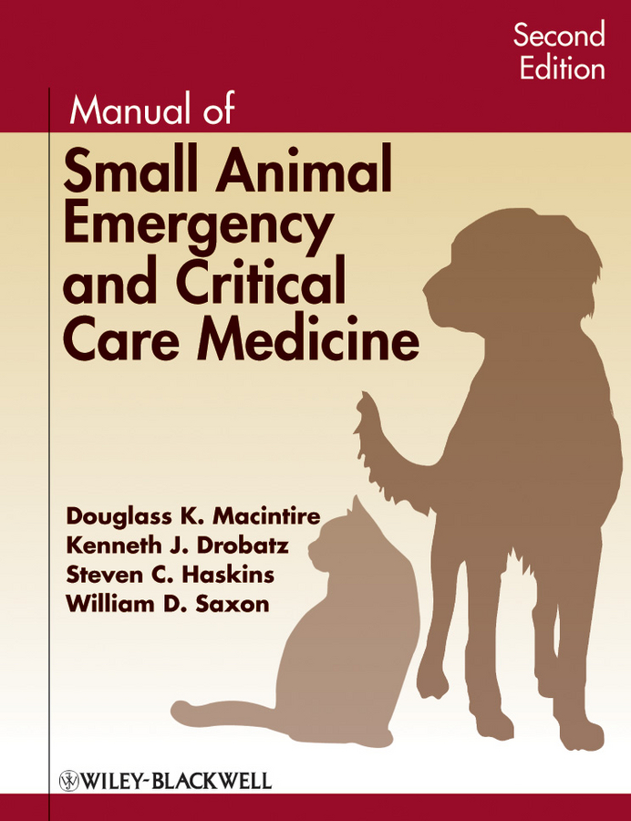 Kenneth Drobatz J. Manual of Small Animal Emergency and Critical Care Medicine katherine polak field manual for small animal medicine