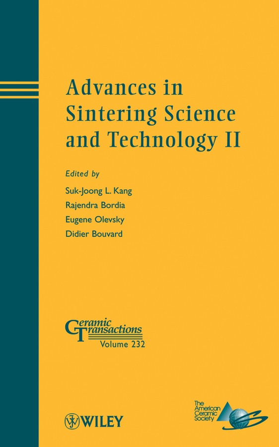 Rajendra Bordia Advances in Sintering Science and Technology II advances in agronomy 110
