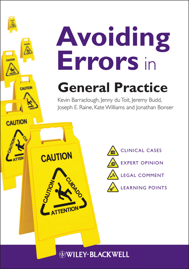 Kate Williams Avoiding Errors in General Practice