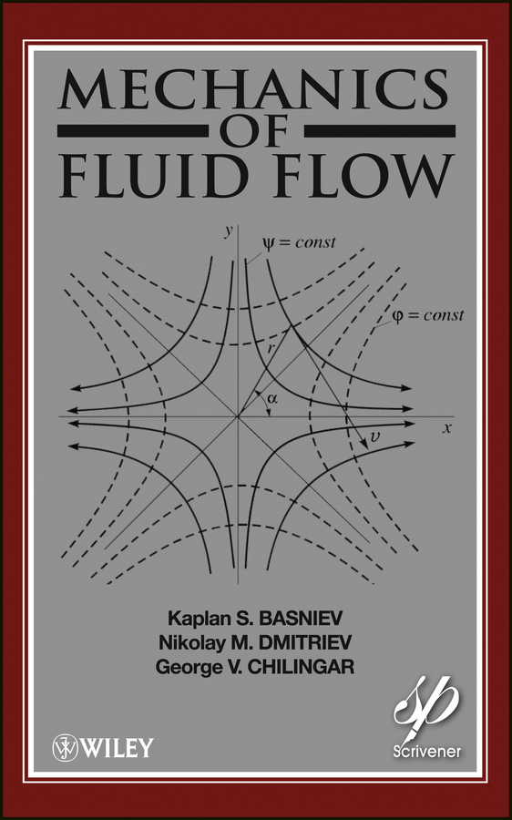 Misha Gorfunkle Mechanics of Fluid Flow mathieu mory fluid mechanics for chemical engineering