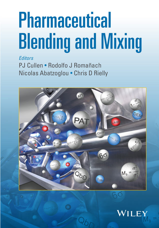 Nicolas Abatzoglou Pharmaceutical Blending and Mixing