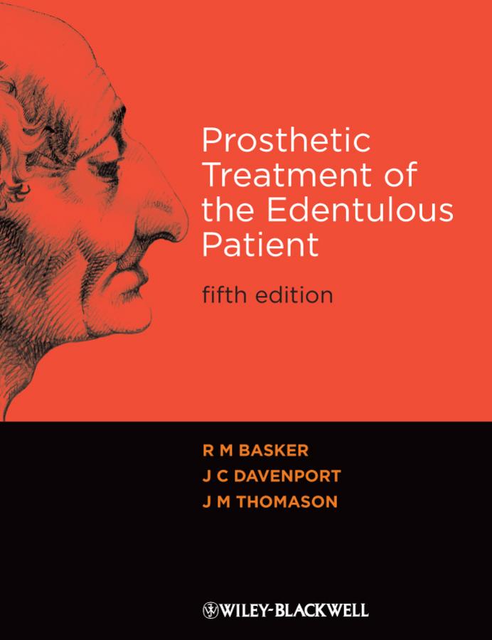 J. Davenport C. Prosthetic Treatment of the Edentulous Patient все цены