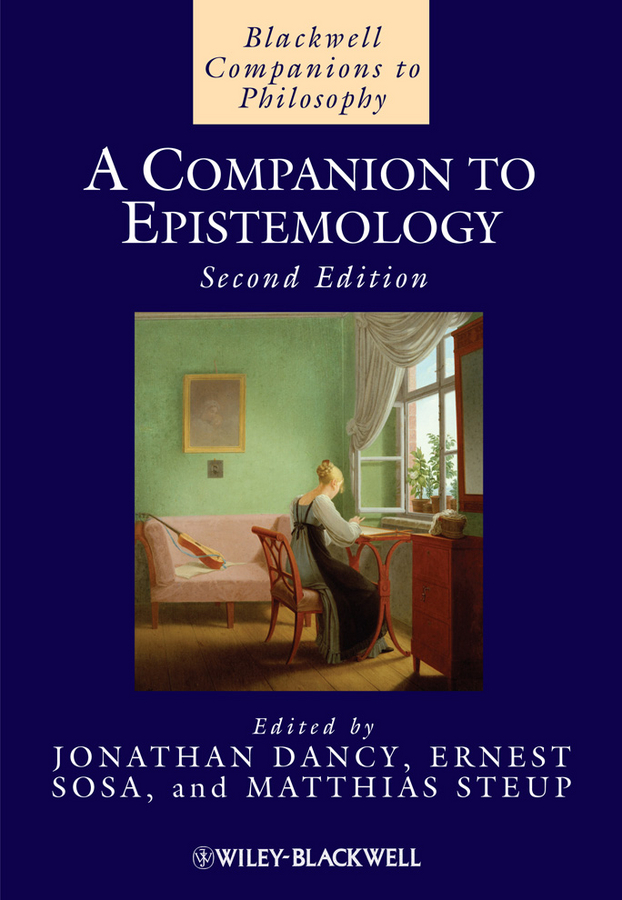 Ernest Sosa A Companion to Epistemology сумка vita vita mp002xw1hng8