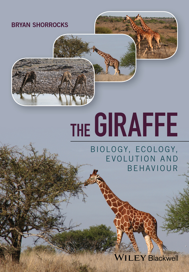 Bryan Shorrocks The Giraffe. Biology, Ecology, Evolution and Behaviour купить недорого в Москве