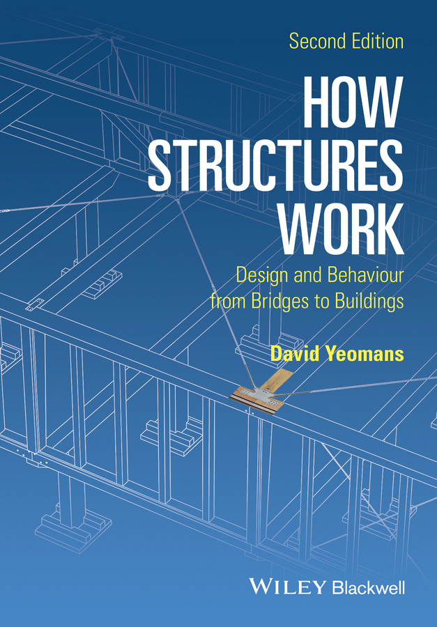 David Yeomans How Structures Work. Design and Behaviour from Bridges to Buildings цена