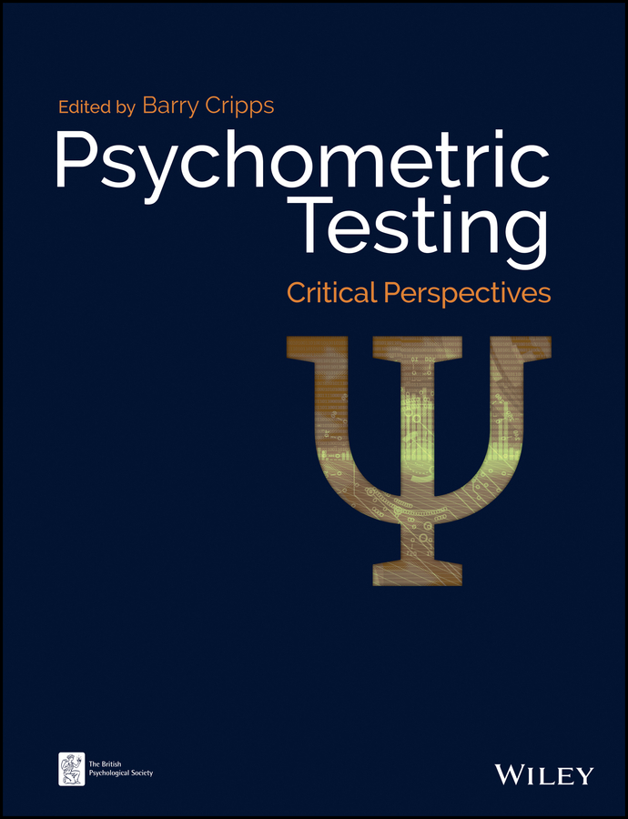 Barry Cripps Psychometric Testing. Critical Perspectives basics of language testing
