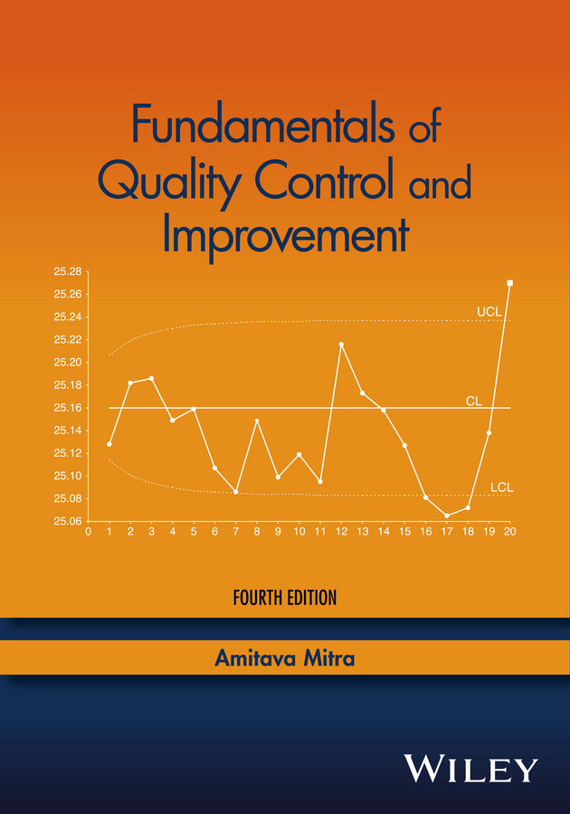 Amitava Mitra Fundamentals of Quality Control and Improvement 50pcs free shipping 100% new original 74hc11d sop quality assurance triple 3 input and gate