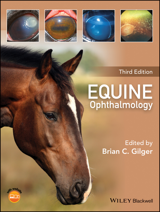 лучшая цена Brian Gilger C. Equine Ophthalmology
