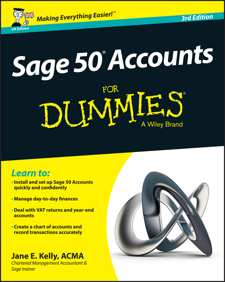 Jane Kelly E. Sage 50 Accounts For Dummies jane kelly sage 50 accounts for dummies