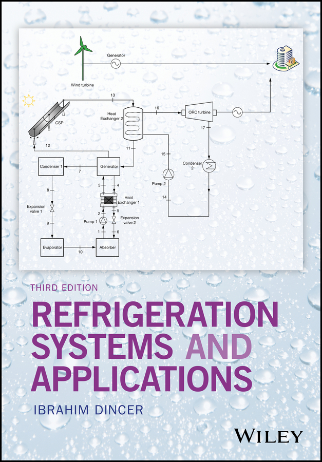 Ibrahim Dincer Refrigeration Systems and Applications mudhoo ackmez bioremediation and sustainability research and applications
