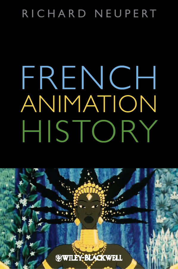 цена Richard Neupert French Animation History в интернет-магазинах