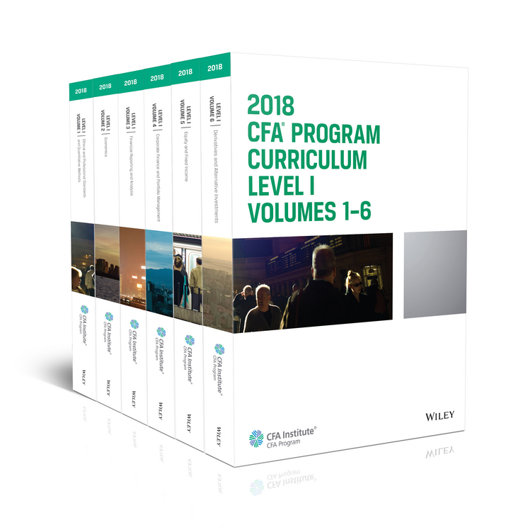 CFA Institute CFA Program Curriculum 2018 Level I scorekeeping thick ethical concepts