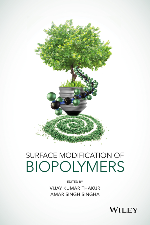 Vijay Thakur Kumar Surface Modification of Biopolymers купить недорого в Москве
