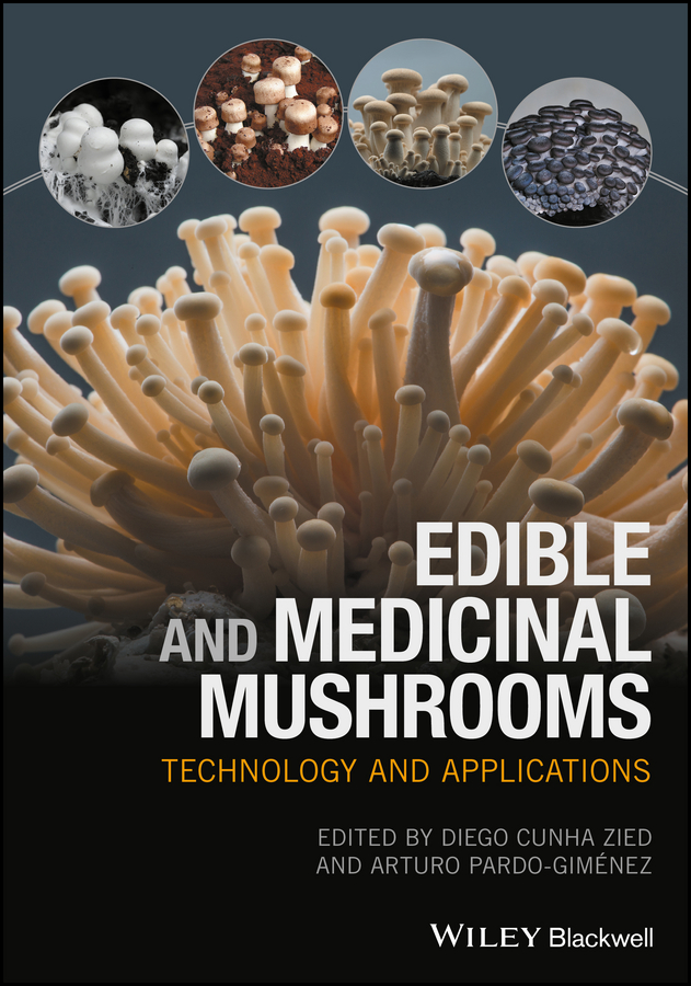 Arturo Pardo-Giménez Edible and Medicinal Mushrooms. Technology and Applications боксеры emporio armani боксеры