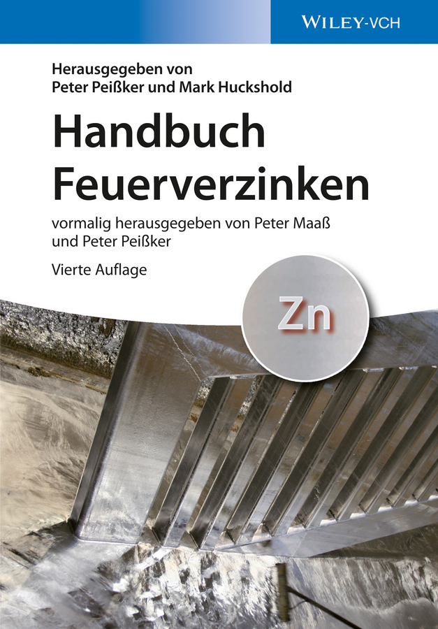 Mark Huckshold Handbuch Feuerverzinken