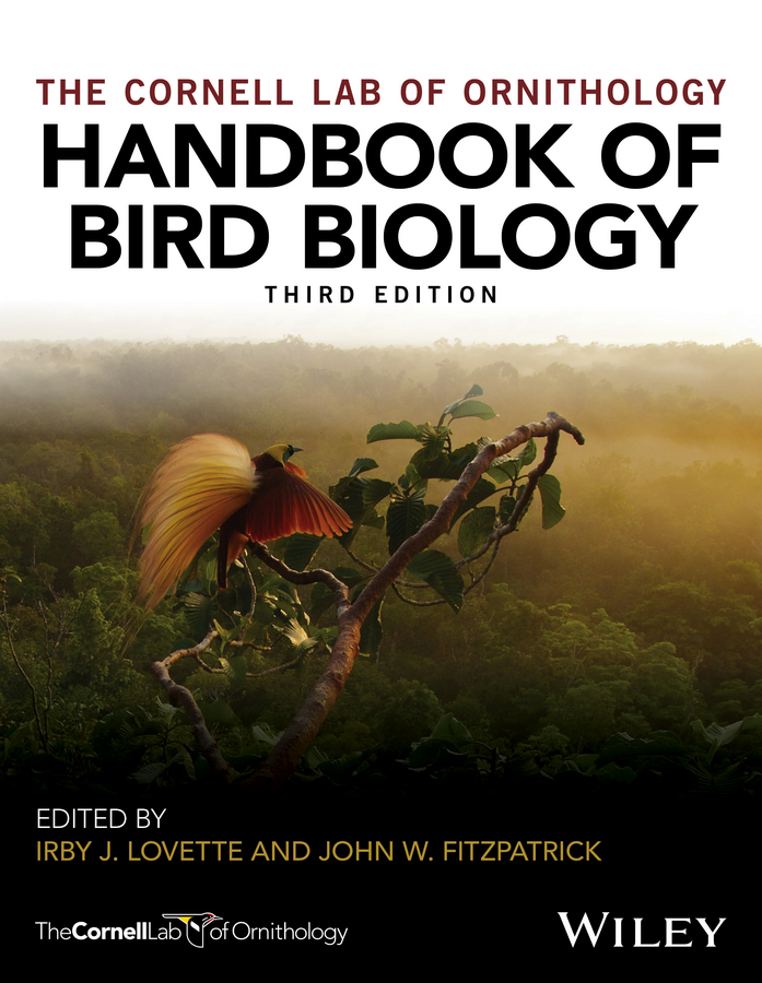 Irby Lovette J. Handbook of Bird Biology anders c all the birds in the sky