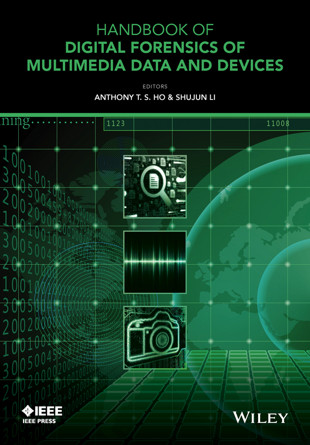 Shujun Li Handbook of Digital Forensics of Multimedia Data and Devices, Enhanced E-Book uni t ut139a true rms digital multimeter auto manual range ac dc amp volts ohm tester with data hold ncv and battery test