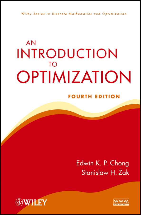 Stanislaw H. Zak An Introduction to Optimization
