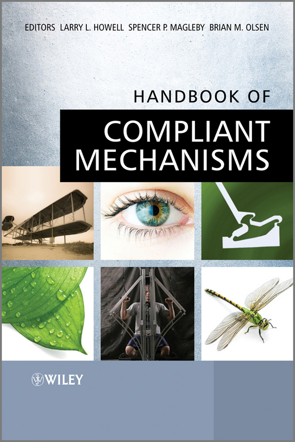 Spencer Magleby P. Handbook of Compliant Mechanisms benchmark ben82189 direct fit catalytic converter carb compliant