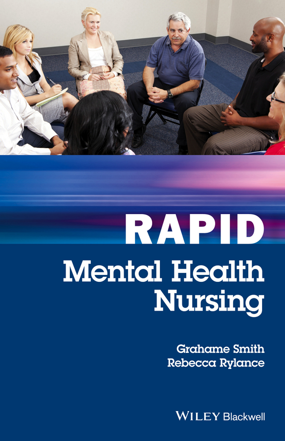 лучшая цена Grahame Smith Rapid Mental Health Nursing