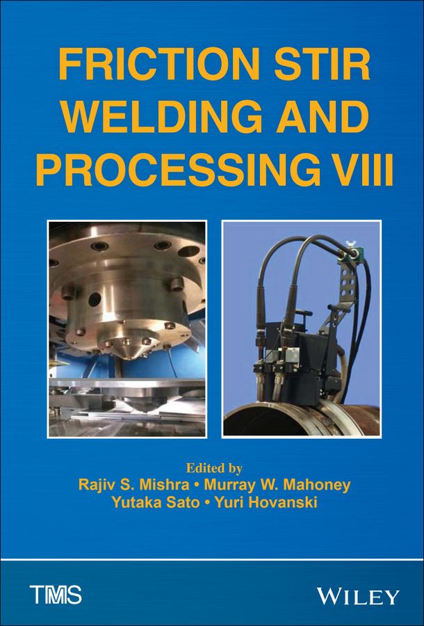 Yutaka Sato Friction Stir Welding and Processing VIII недорго, оригинальная цена