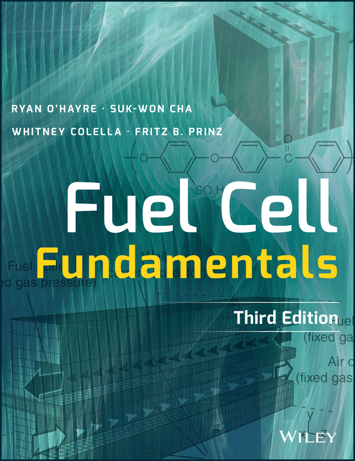 лучшая цена Ryan O'Hayre Fuel Cell Fundamentals
